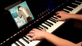 Troublemaker - Olly Murs feat. Flo Rida - piano cover