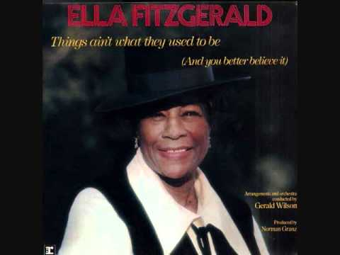 Days Of Wine And Roses - Ella Fitzgerald