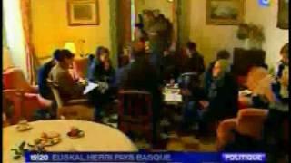 Secrétaire d'Etat au Tourisme dans une chambre d'hôtes Gites de France au Pays Basque