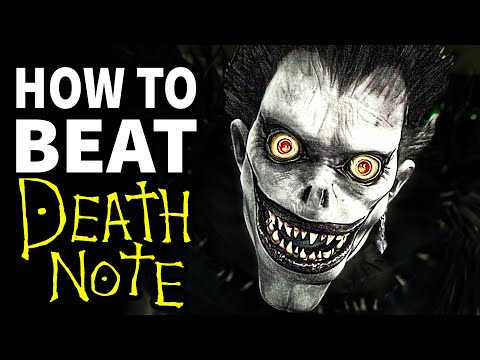 "How To Beat The DEATH GOD'S Game In ""Death Note"""