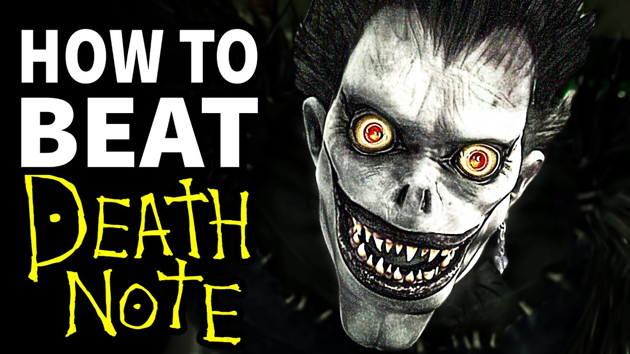 """How To Beat The DEATH GOD'S Game In """"Death Note"""""""