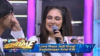 Download Video Luna Maya Jadi Grogi Kedatangan Ariel KW - It's Show Time Eps 11 MP3 3GP MP4