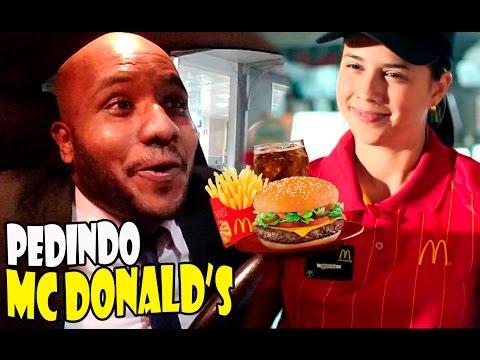 "Pedindo Mc Donalds""s - Tô Solto"