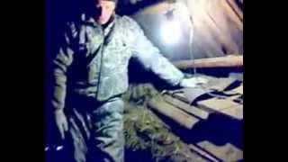 Как сделать сухой погреб на высокой воде ч 2  Крыша