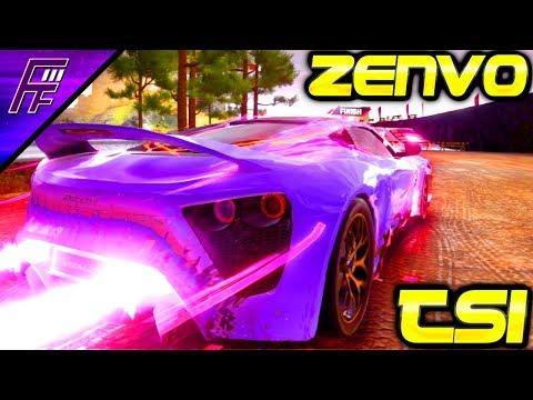REACHING TOP 10 IN SEVEN RACES!?! MAX Zenvo TS1 (6* Rank 4514) Multiplayer in Asphalt 9