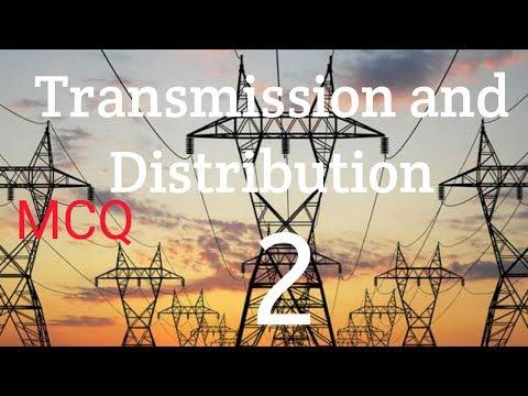 Transmission and Distribution 2 | MCQ