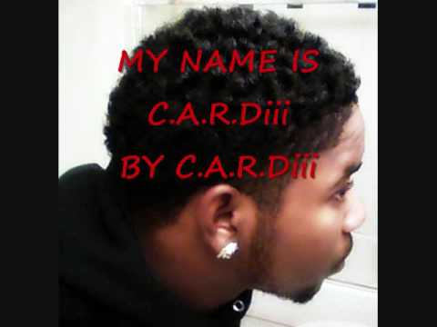 MY NAME IS C A R Diii
