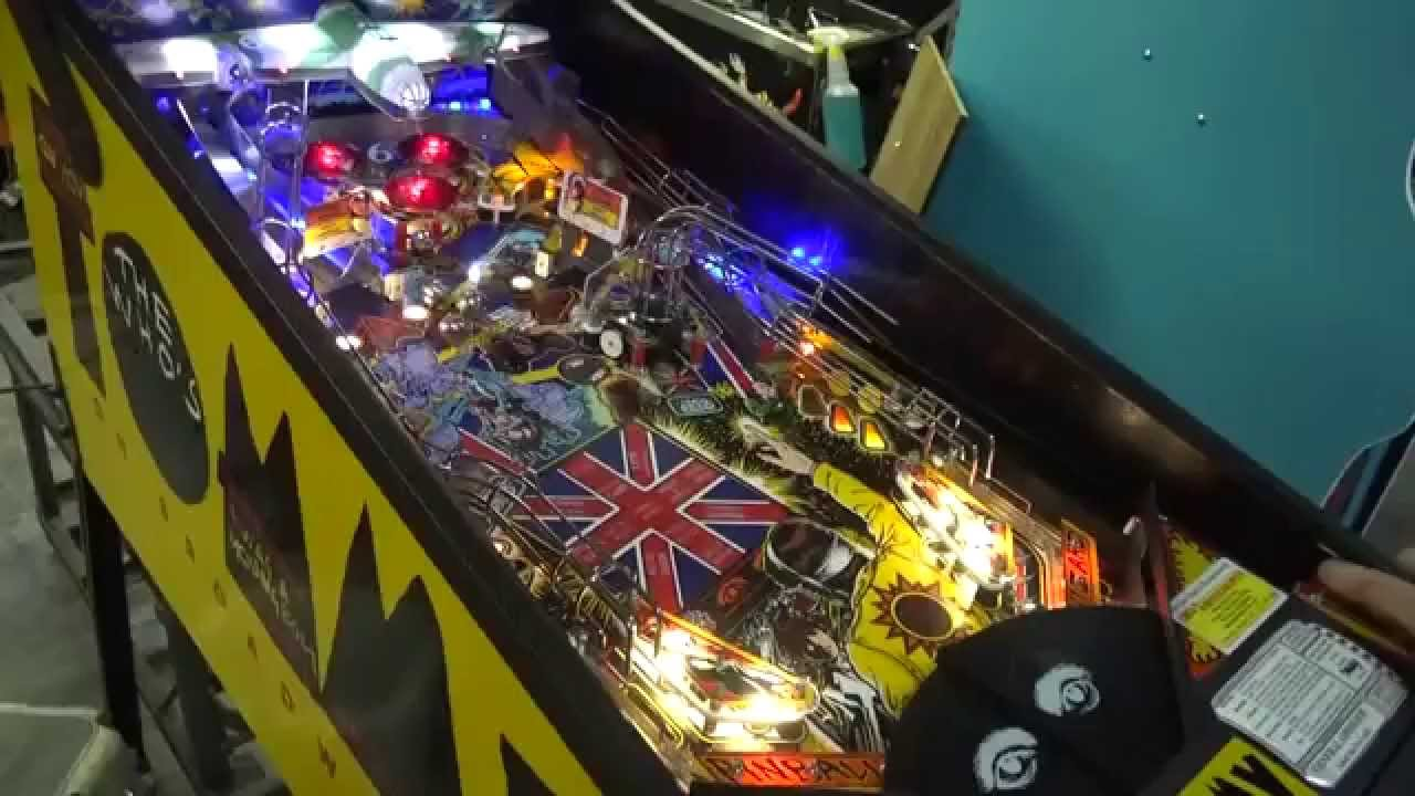 The Who Pinball : 681 data east the who 39 s tommy pinball machine with airplane mods tnt amusements youtube ~ Hamham.info Haus und Dekorationen