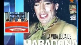 La vida loca de Maradona 21 01 2015