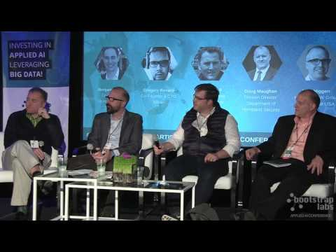 How AI is Changing our Society - Panel at AAI16 by BootstrapLabs
