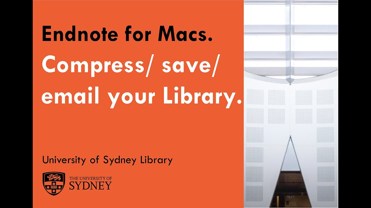 Email Your Library (mac)