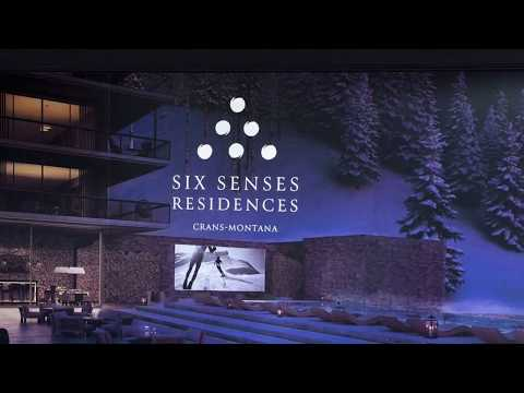Vitrine Six Senses - Publicity Shop
