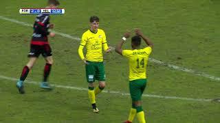 Samenvatting Fortuna Sittard - Helmond Sport (02-04-2018)