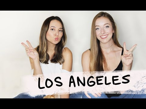 LA vs NYC! | the TRUTH about living in Los Angeles