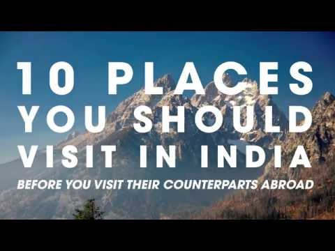 10 Places To