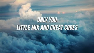 Baixar Little Mix, Cheat Codes \ Only You | TRADUÇÃO\LEGENDADO