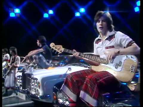 Bay City Rollers - Give a little love 1975