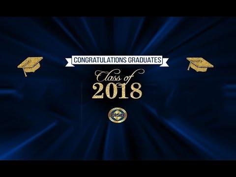 Clint High School 2018 Graduation