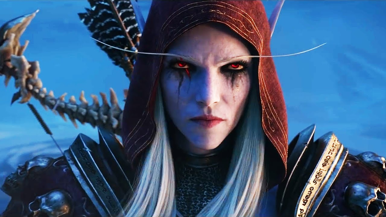 Download World of Warcraft All Cinematic Trailers  (Includes New Shadowlands Trailer 2019) 1080p HD