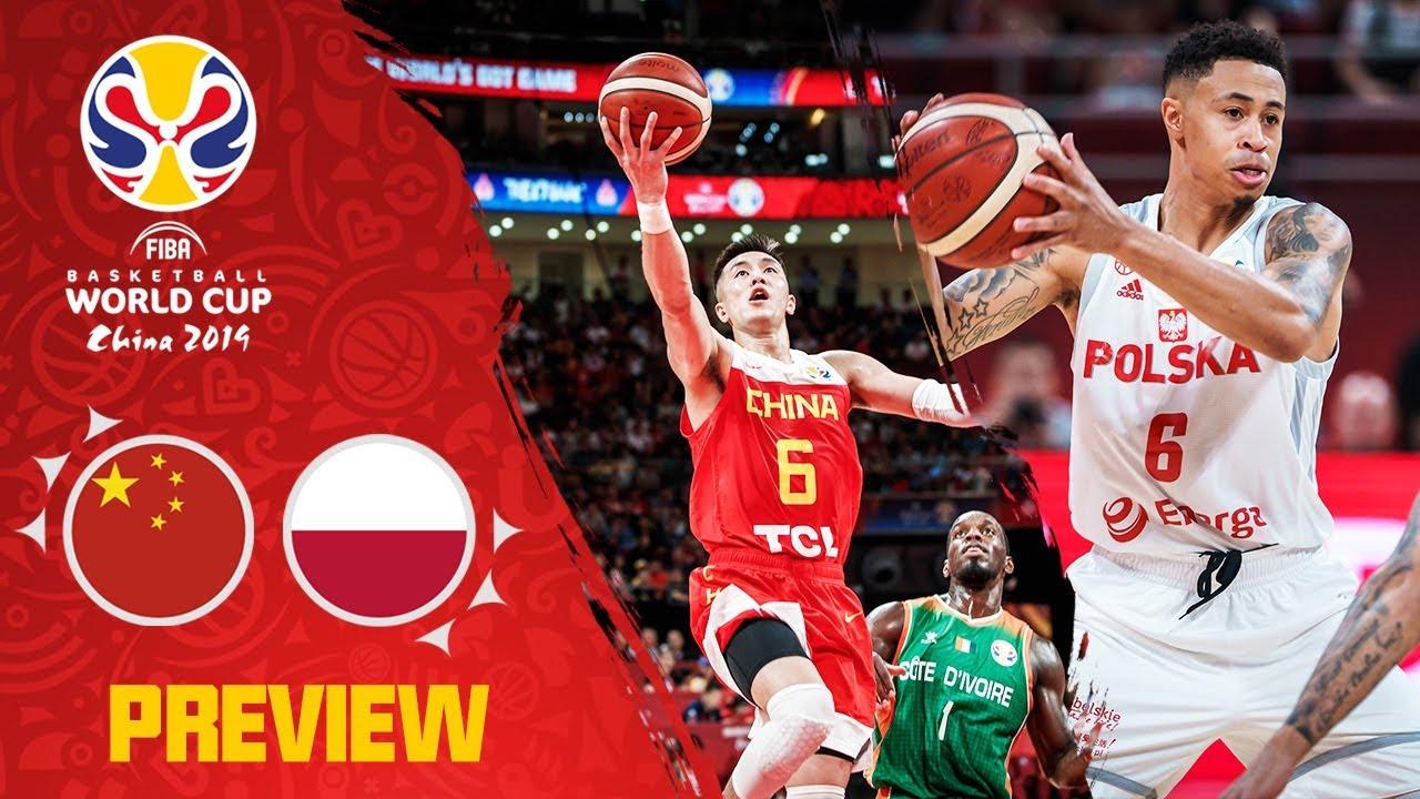 China v Poland Preview   Best plays of each team so far!   FIBA Basketball  World Cup 2019