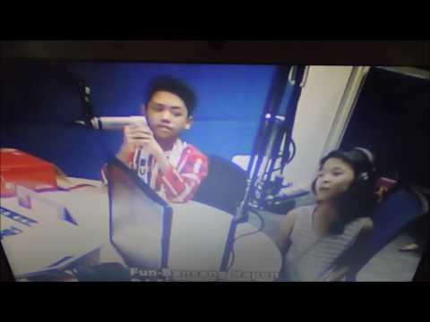 Lyca Gairanod & Reynan Dal Anay on Pinas FM 95.5