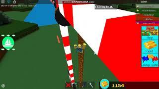 İlk Video !!! Roblox Build a Boat For Treasure Para kasma #1