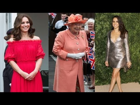 ROYAL DRAMA AGAIN!!! Kate Middleton And Megan Markle MAKES Queen Elizabeth 'SICK' - WHAT HAPPENS??!