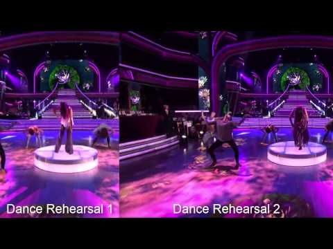 Selena Gomez - Come & Get It Dance Rehearsal on Dancing With The Stars