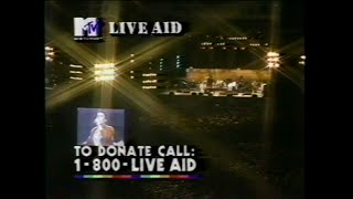 Duran Duran - Save A Prayer (MTV - Live Aid 7/13/1985)