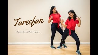 Tareefan | Veere Di Wedding | Dance Cover | Thumka Souls Choreography