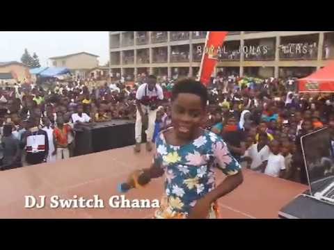 DJ Switch Ghana Took Ashaiman To The World