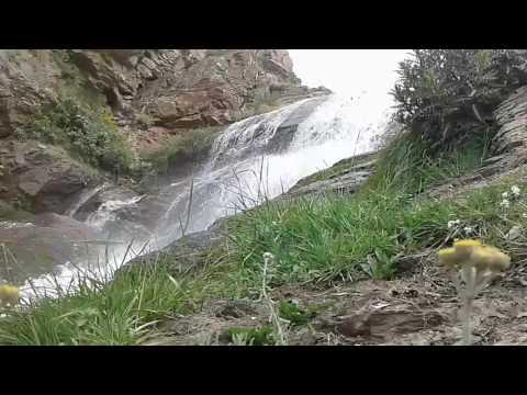 Kurdistan-Qandil-Khwari waterfall