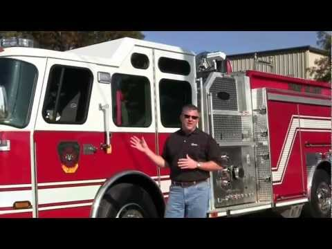 Pine Bluff Fire Department taking delivery of 3 E-ONE Custom Pumpers by Sunbelt Fire
