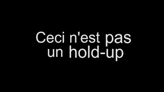 La Smala - Hold-up : Paroles