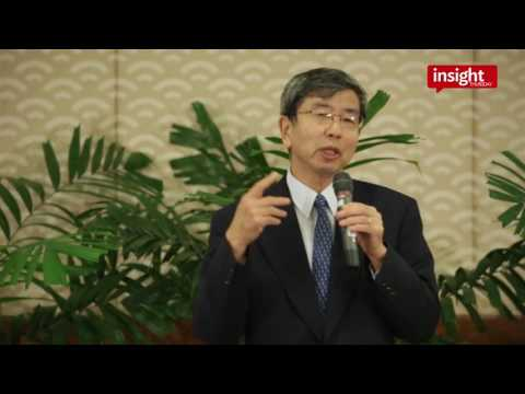 Takehiko Nakao - Five Decades of ADB and Its Future