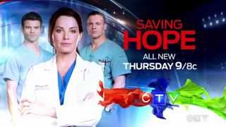"Saving Hope Promo for ""Breaking Away"" (3.05)"