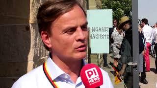 PI-NEWS-Interview mit Bernd Baumann auf dem