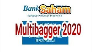 Gambar cover Saham berpotensi Multibagger part 1