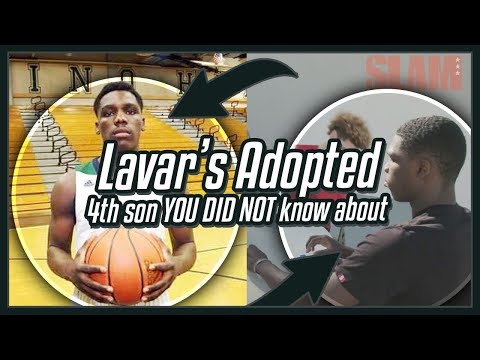 LaVar Ball's ADOPTED 4th Son The Media NEVER Told You About!