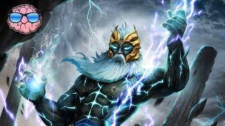 Top 10 Most Powerful Gods of Mythology (Zeus, Odin, Jupiter)