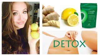 Meine besten Detox Tipps, Körper entgiften, entschlacken und schnell wieder gut fühlen