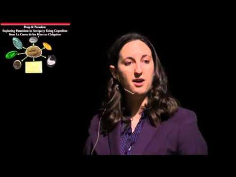 Elevator Speech 2016 - Johnica Morrow -  Exploring Parasitism in Antiquity Using Coprolites
