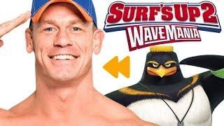 """Surf's Up 2: WaveMania"" Voice Actors and Characters"