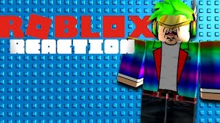 New ROBLOX Logo Reaction