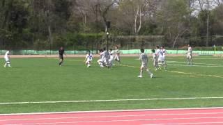 20140412 エスペランサ vs FCグラシア相模原(関東クラブユース選手権1次リーグ)