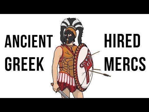 On a Side Note | Mercenaries in the Greek World