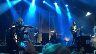 Hozier - Jackie and Wilson live at Sonic Boom Festival - Edmonton Sept. 5, 2015