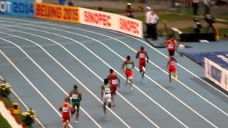 400 м финал мужчины ЧМ по легкой атлетике. VeryVery.ru 2013