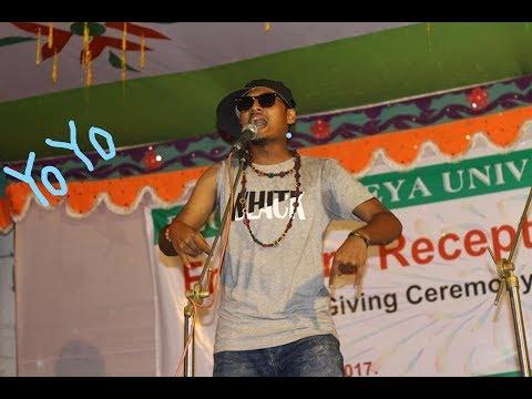 Yo Yo - DM Idol Season Six - Begum Rokeya University, Rangpur