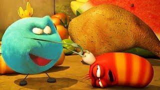 LARVA - ALIEN | Cartoon Movie | Cartoons For Children | Larva Cartoon | LARVA Official